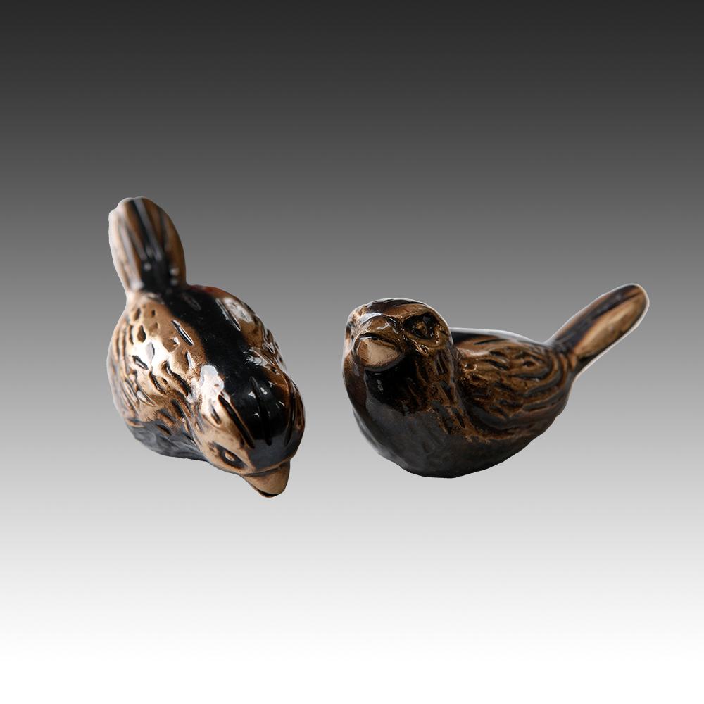 Bronssparvar
